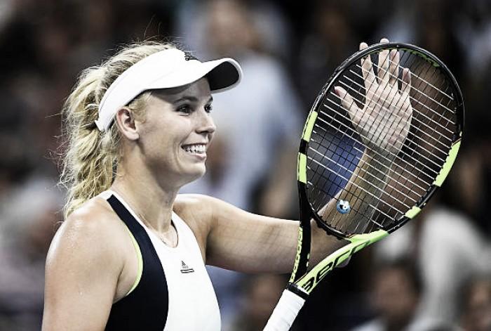 2017 US Open player profile: Caroline Wozniacki