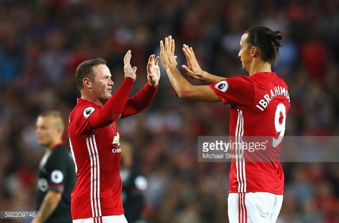Opinion: The Rooney and Ibrahimovic partnership is not working