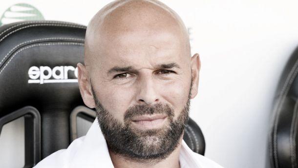 """Frosinone, Stellone: """"È il momento di muovere la classifica"""""""