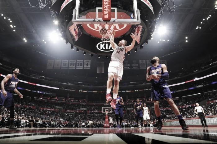 Los Clippers, una pesadilla para Phoenix