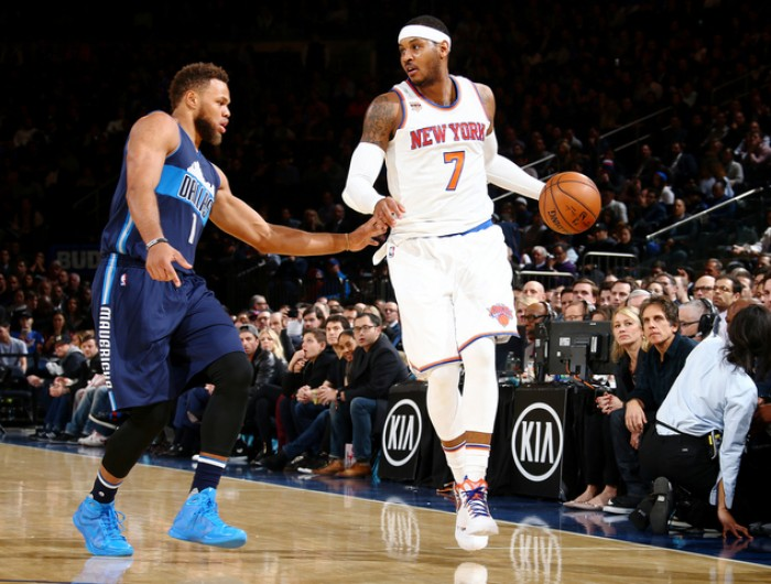 Nba, New York si scuote e stende i Mavs (93-77)