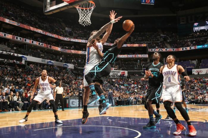 Los Hornets volvieron a la victoria