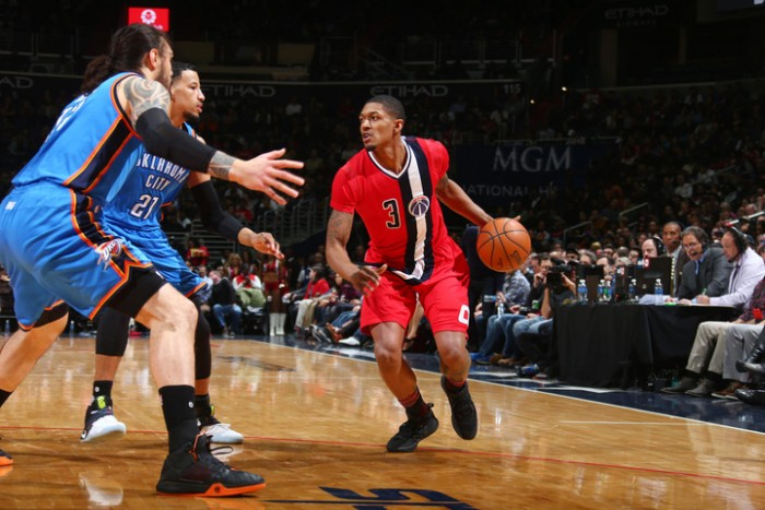Washington paró a Westbrook