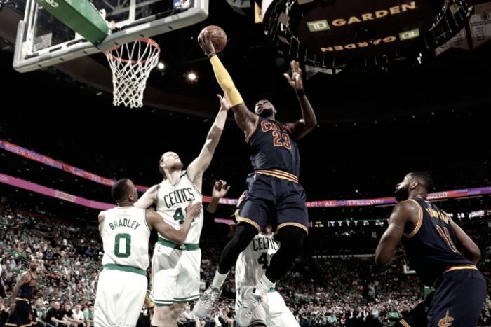 Cavaliers passeia sobre Celtics e abre vantagem nas finais do Leste