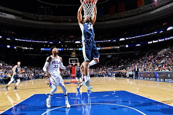 NBA preseason - Charlotte supera l'ostacolo Detroit, i Grizzlies si sbarazzano dei 76ers