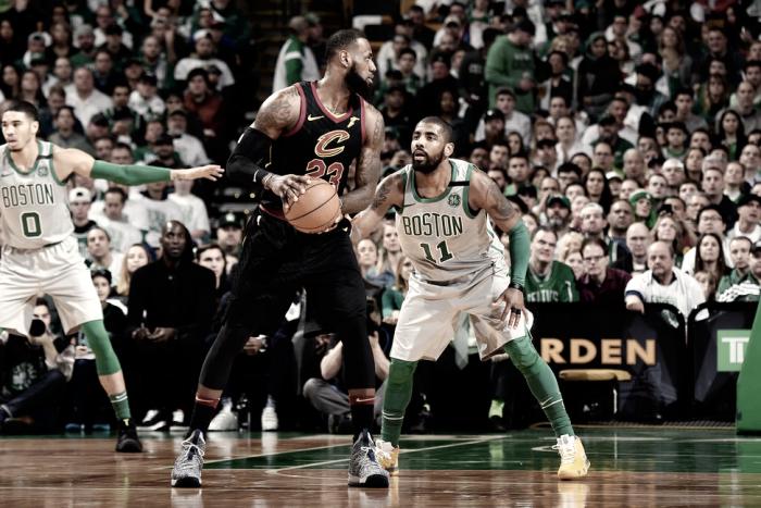 Resumen de la jornada: Cleveland Cavaliers regresa ante Boston