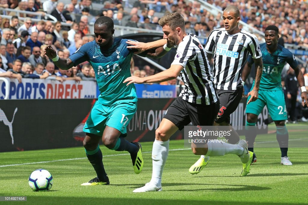 As it happend: Tottenham Hotspur 1-0 Newcastle United: Son strikes late to move Spurs up to second in the Premier League table