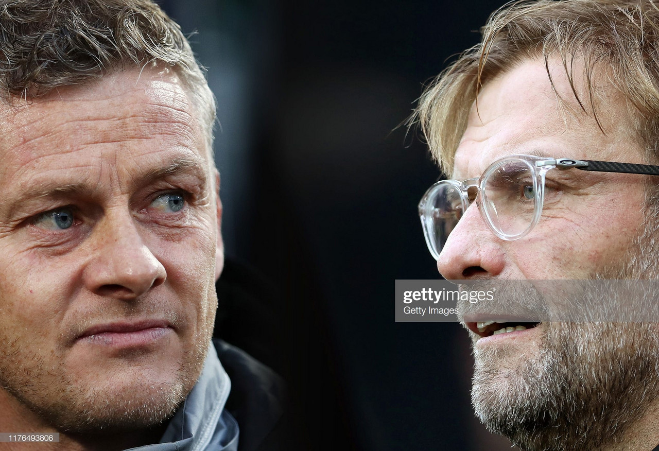 Jurgen Klopp wary of Solskjaer mind games