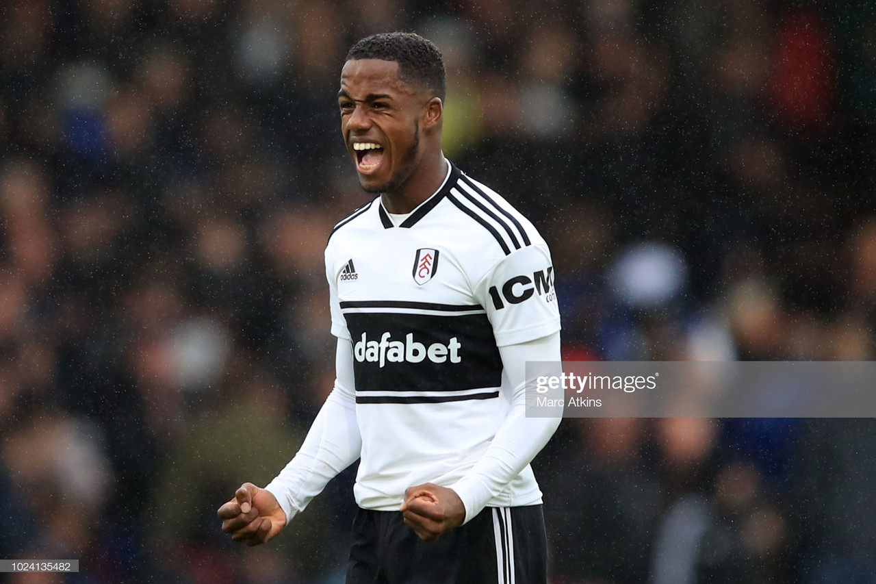 Tottenham edging closer on a deal for Fulham's Ryan Sessegnon
