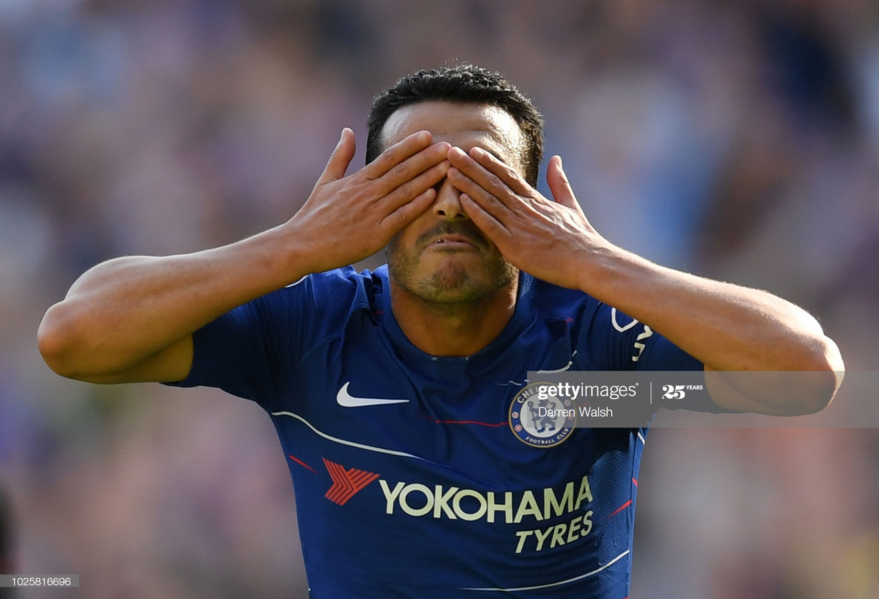 Pedro: It's hard not to be able to see your children