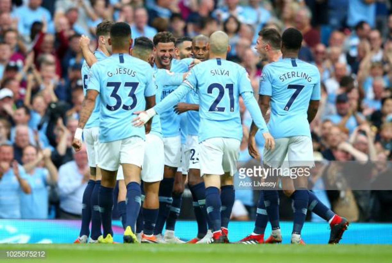 As it happened: Zinchenko the shootout hero as Manchester City beat Leicester in Carabao Cup