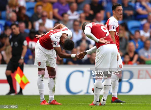Lacazette and Aubameyang: The Perfect Blend