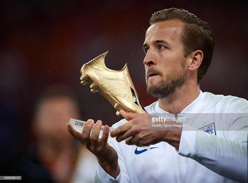 Harry Kane to be awarded an MBE in New Year honours