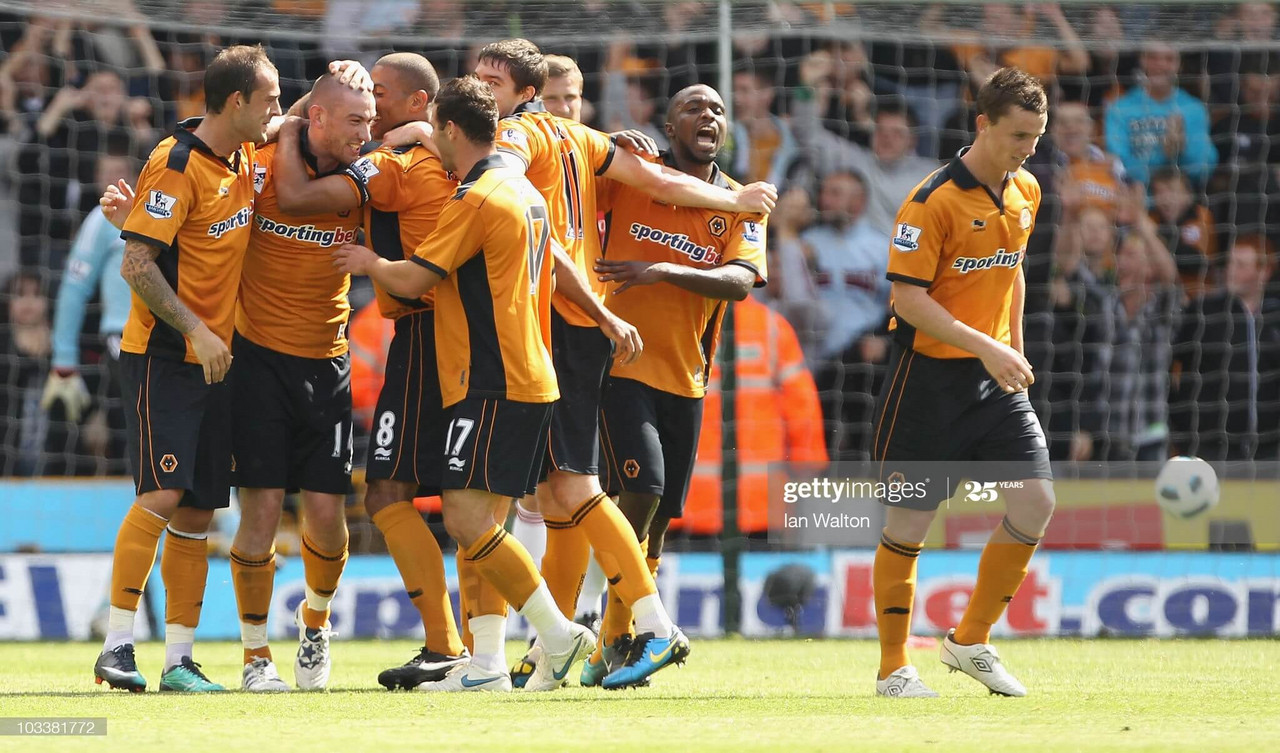Classic encounter: Wolverhampton Wanderers 2-1 Stoke City