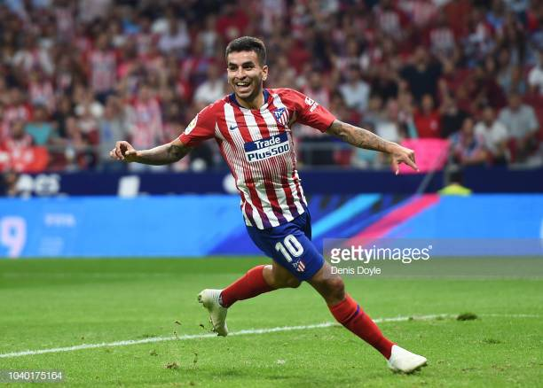 Angel Correa reiterates his desire to join AC Milan
