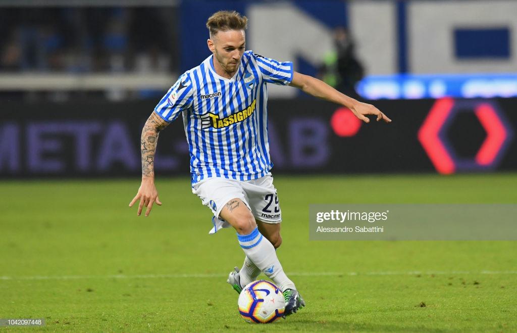 Lazio sign Lazzari and Karo but sell Murgia