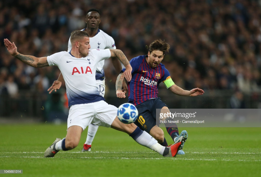 FC Barcelona vs Tottenham Hotspur Preview: Spurs travel to the Camp Nou in a bid to save their Champions League dream