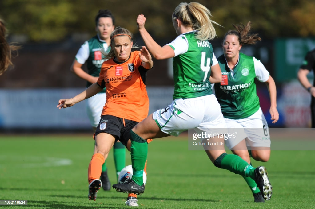 SWPL 1 week 2 review: Hibernian go top as Glasgow City put seven past Spartans