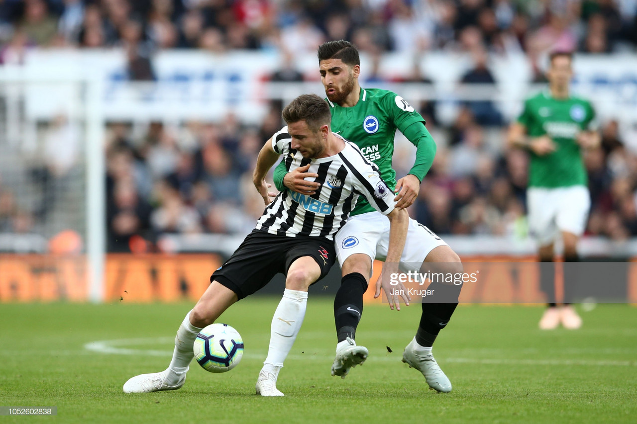 Newcastle United vs Brighton & Hove Albion preview: Magpies aiming for first home win against new-look Seagulls