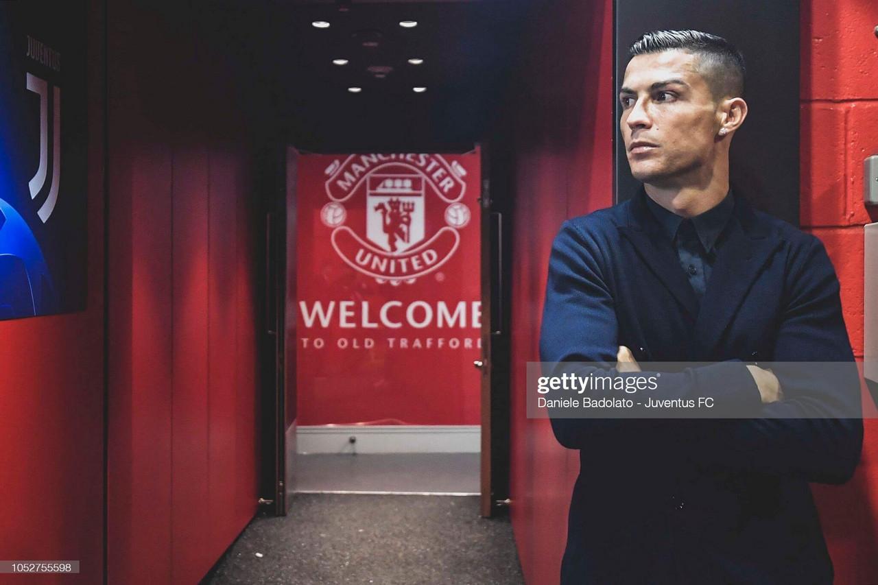 Ronaldo's return changes it all for Solskjaer's United project