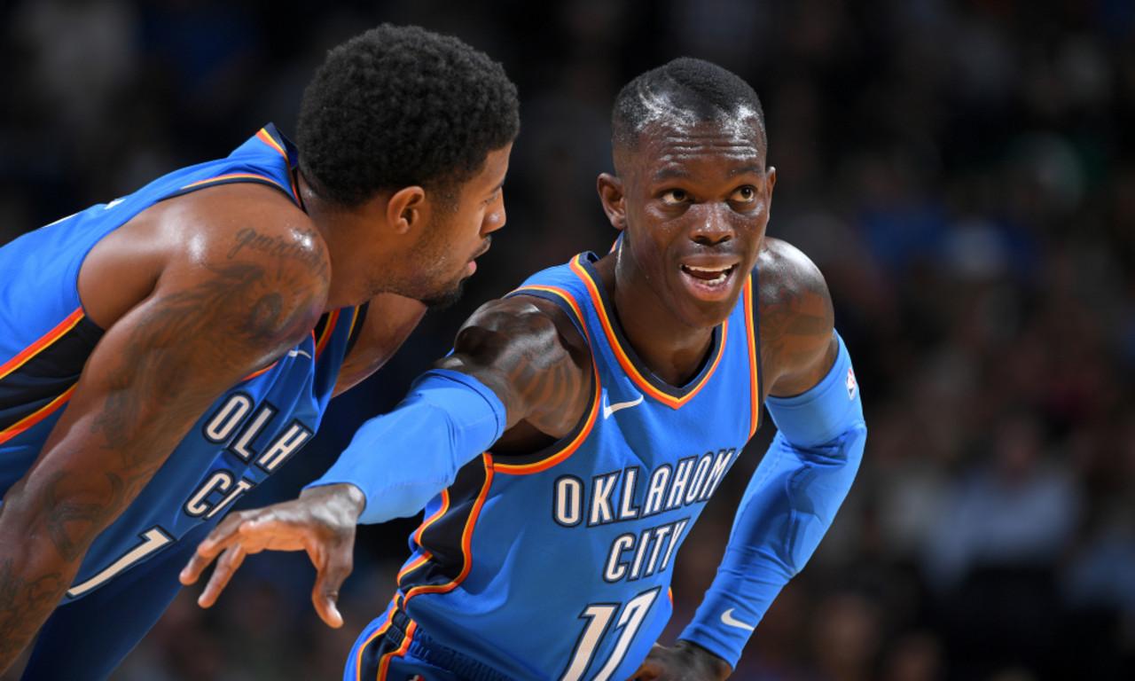 Westbrook, Goerge, Schröder... Las claves de Oklahoma City Thunder