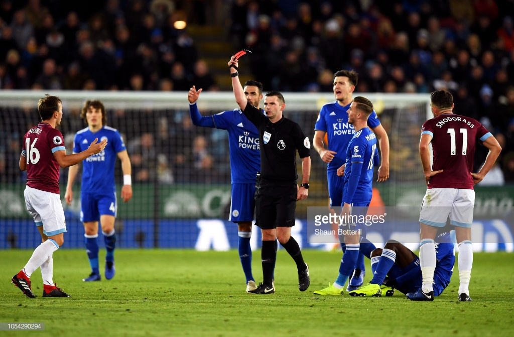 Leicester City 1-1 West Ham United: Arnautovic-less Hammers break their losing streak