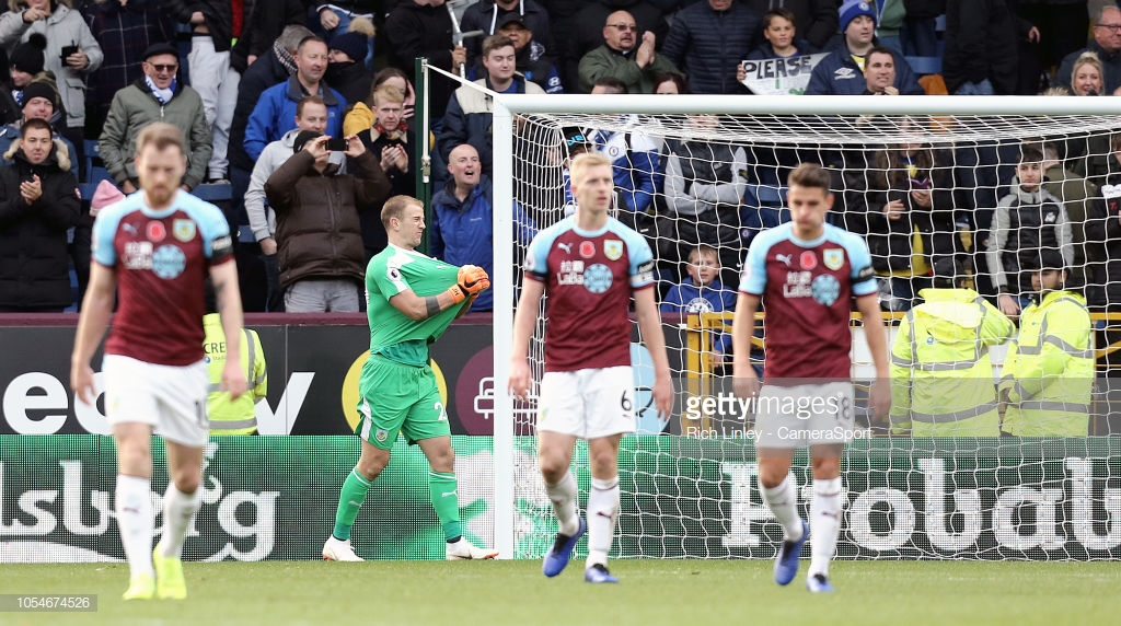 Where is it all going wrong for Burnley?