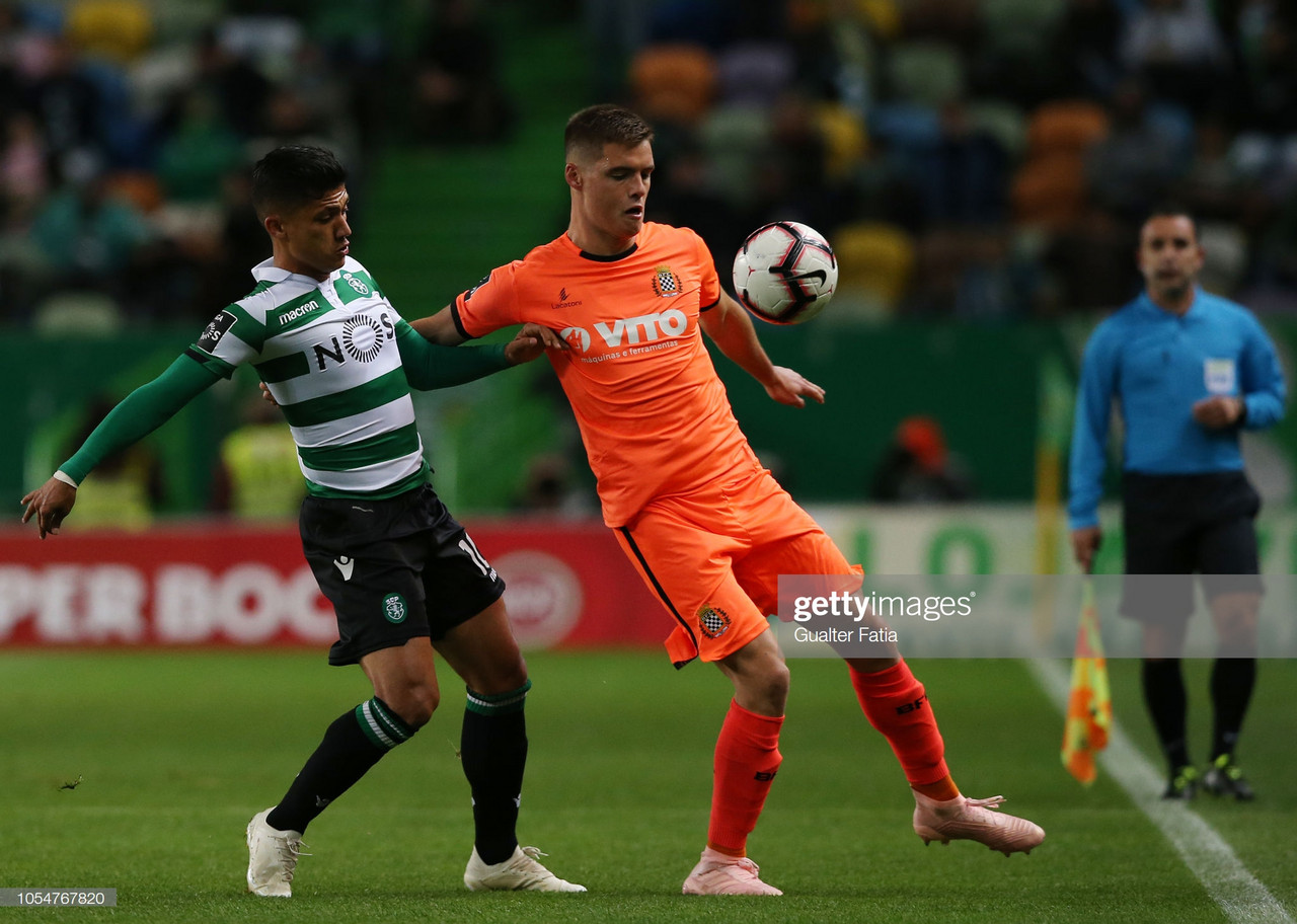 West Ham United close to completing£2.7m deal for Gonçalo Cardoso