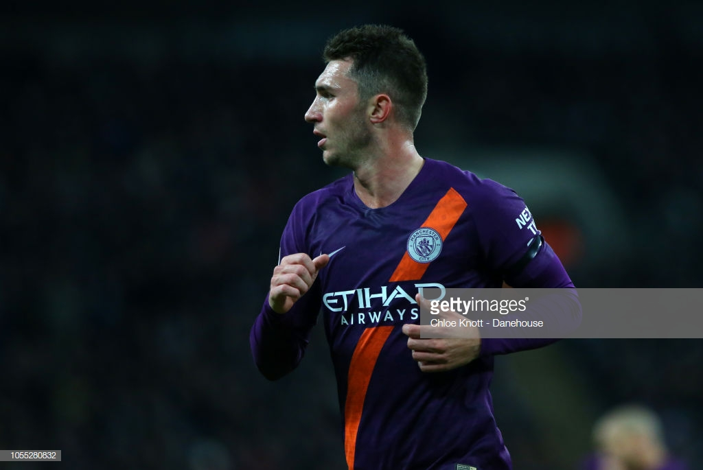 """Aymeric Laporte: """"The most important thing tonight were the three points"""""""
