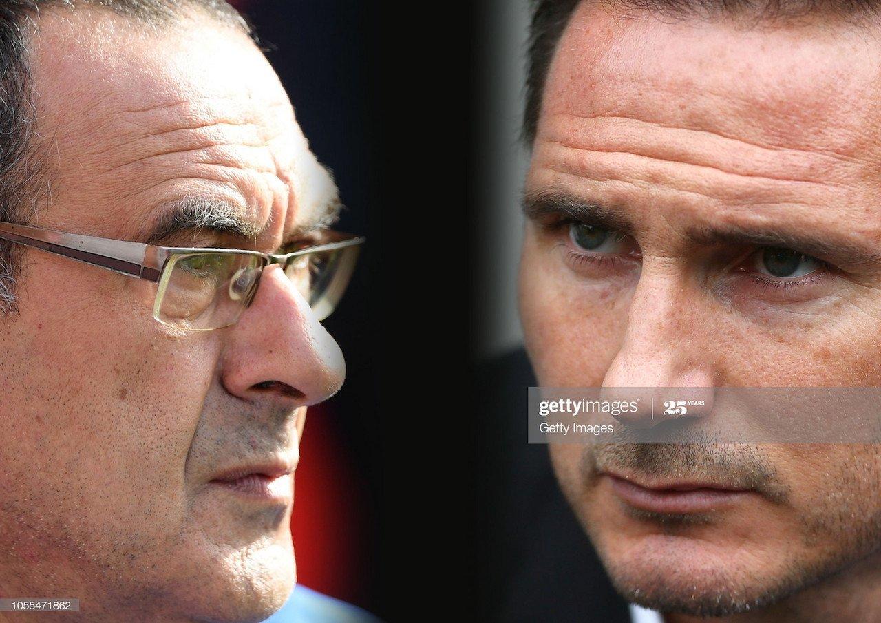 Chelsea Football Club under Maurizio Sarri and Frank Lampard, a closer look