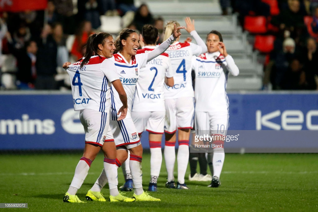 Division 1 Féminine week 9 review: Metz win the battle of bottom