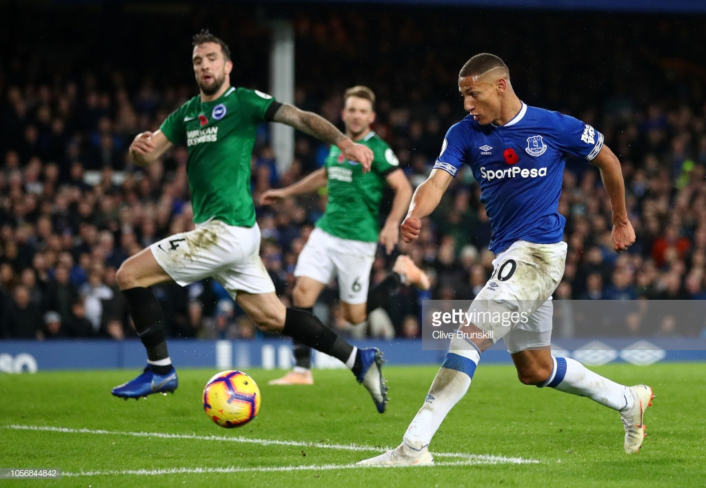 Brighton & Hove Albion vs Everton Preview: Blues looking to navigate tricky Seagulls test following Burnley win