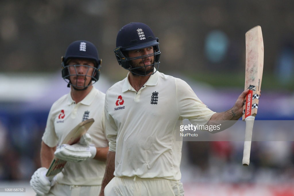 Sri Lanka vs England: First Test, Day One -  Foakes knock digs England out of trouble