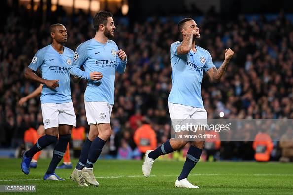 Manchester City 6-0 Shakhtar Donetsk: Gabriel Jesus hat-trick sends City to Vicotry