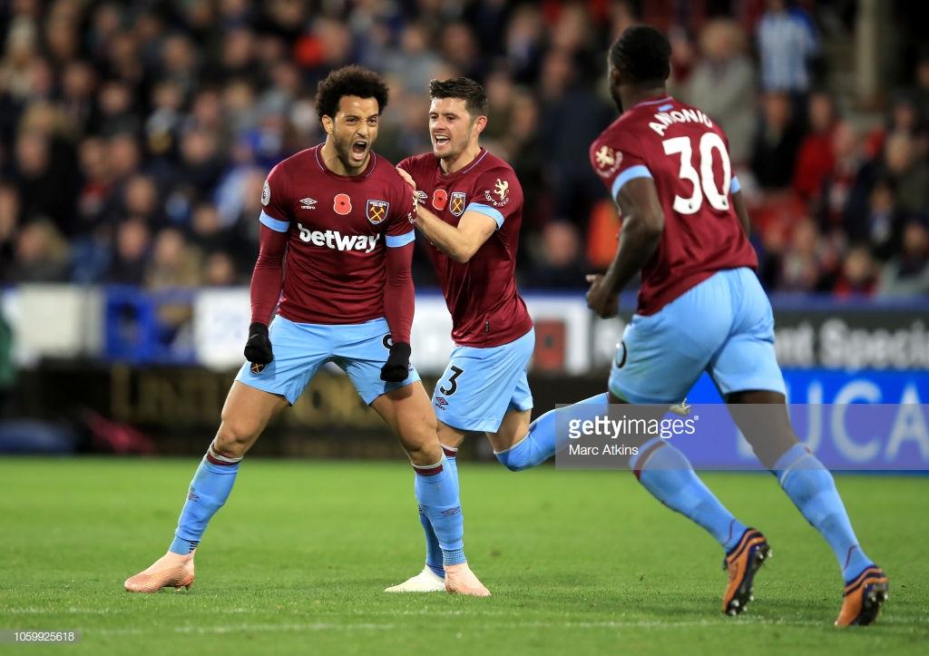 Huddersfield Town 1-1 West Ham United: Hammers held by hard-working Terriers