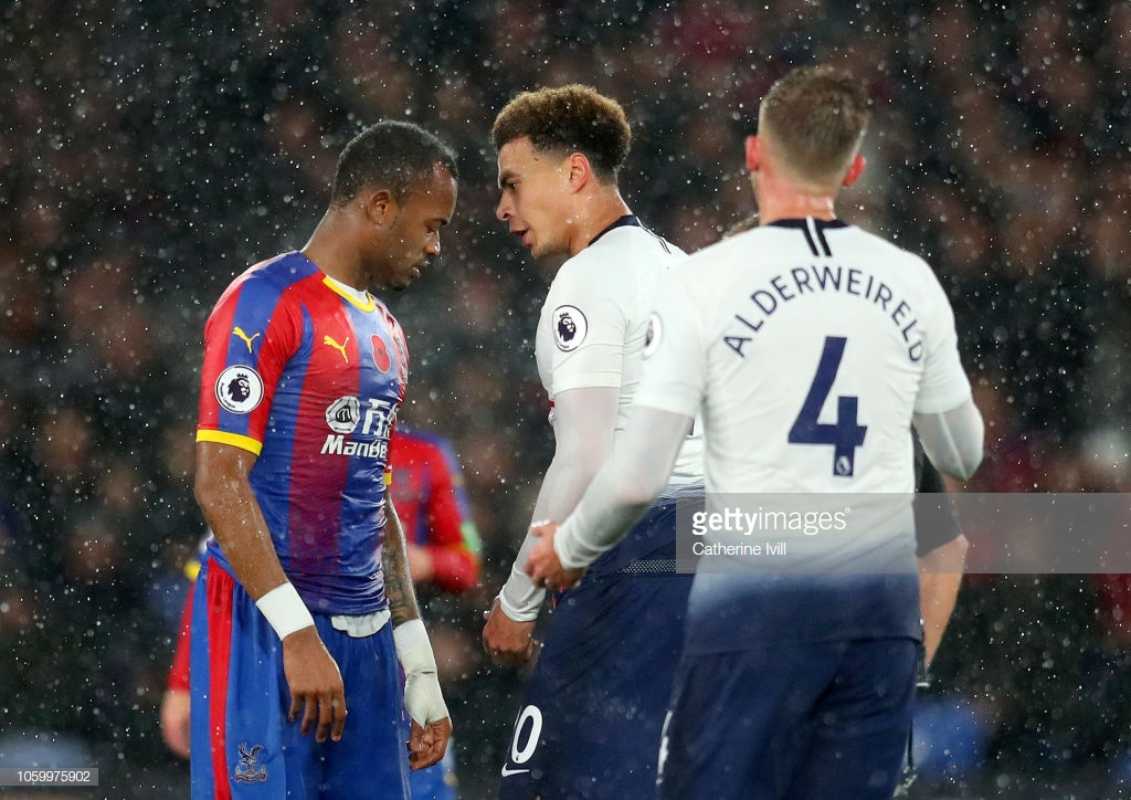 Tottenham Hotspur draw Crystal Palace in the fourth round of FA Cup