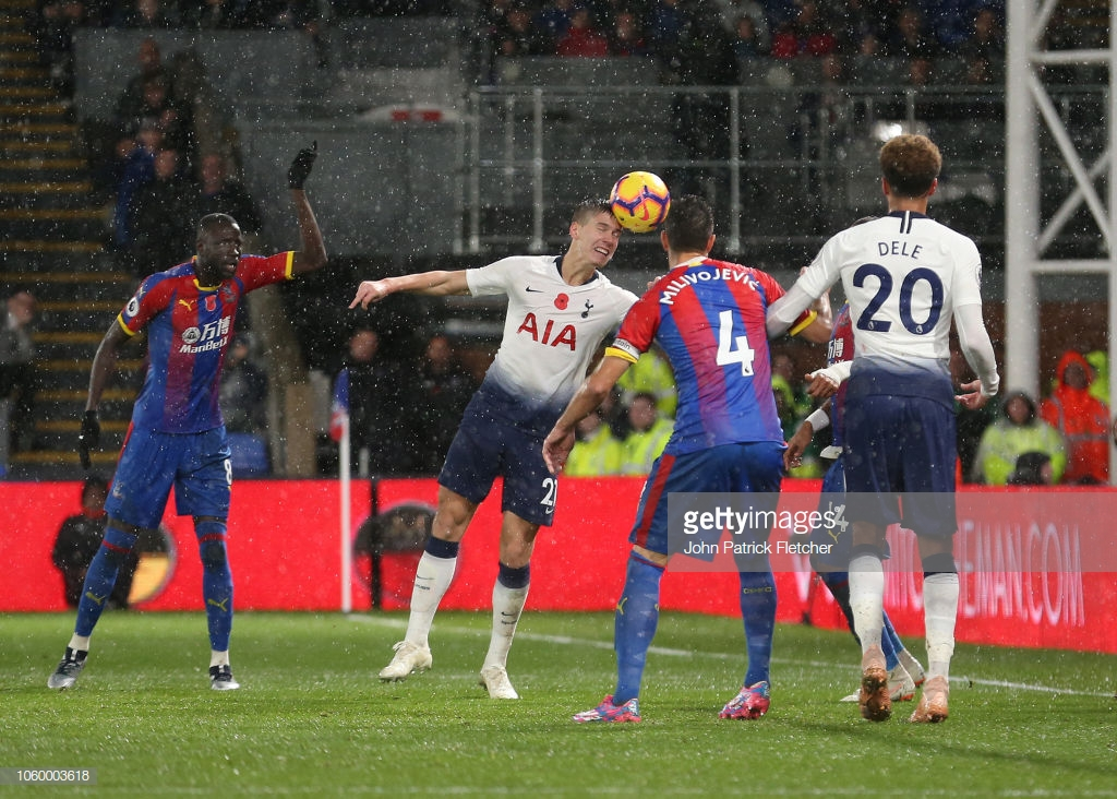 As it happened: Spurs find themselves eliminated after the Eagles stun Pochettino's depleted side