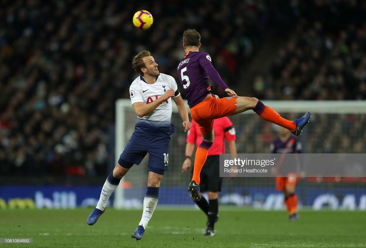 Tottenham Hotspur vs Manchester City Preview: City look to upset the new Spurs stadium's Champions League debut in search for the quadruple