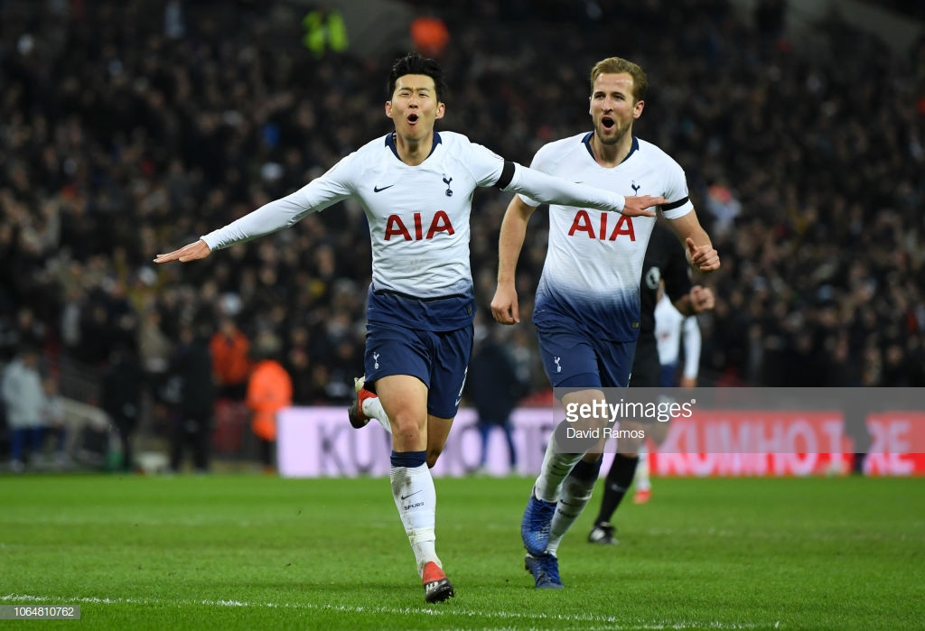 Tottenham Hotspur 3-1 Chelsea: Spurs show no mercy as they put Chelsea to the sword in an emphatic victory