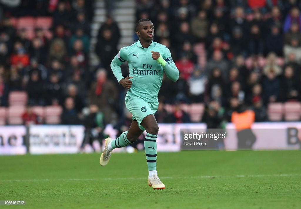Opinion: Does Eddie Nketiah deserve more game time at Arsenal?