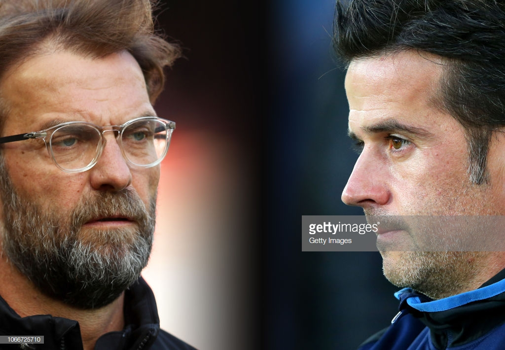 Liverpool vs Everton Preview: Blues look to end Anfield hoodoo in 232nd Merseyside Derby