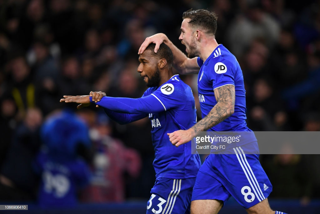 Cardiff City 2-1 Wolverhampton Wanderers: A Hoilett stunner seals a crucial win as the Bluebirds soar up the table