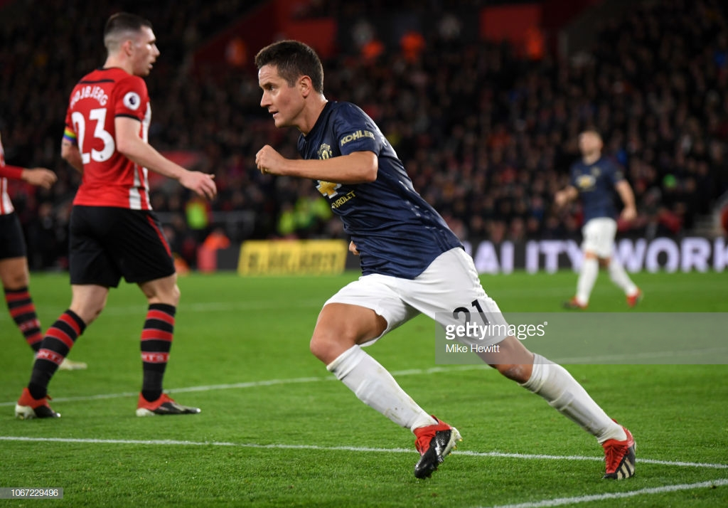 Southampton 2- 2 Manchester United: United unable to push on from first half comeback as Saints blow a two-goal lead