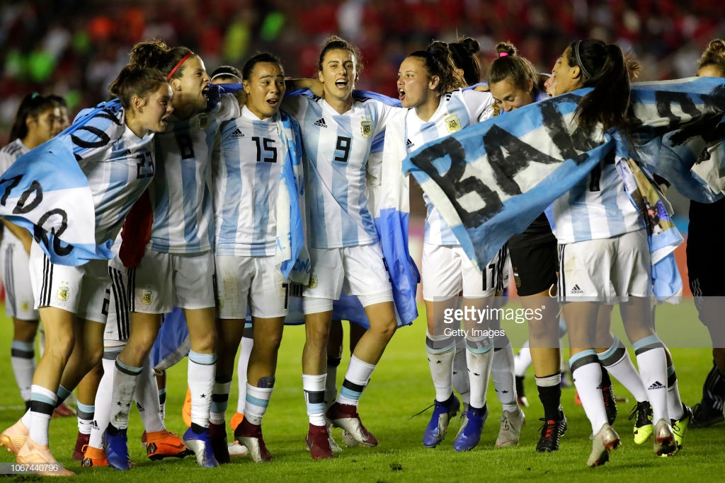 2019 FIFA Women's World Cup: Argentina 1-1 Panama