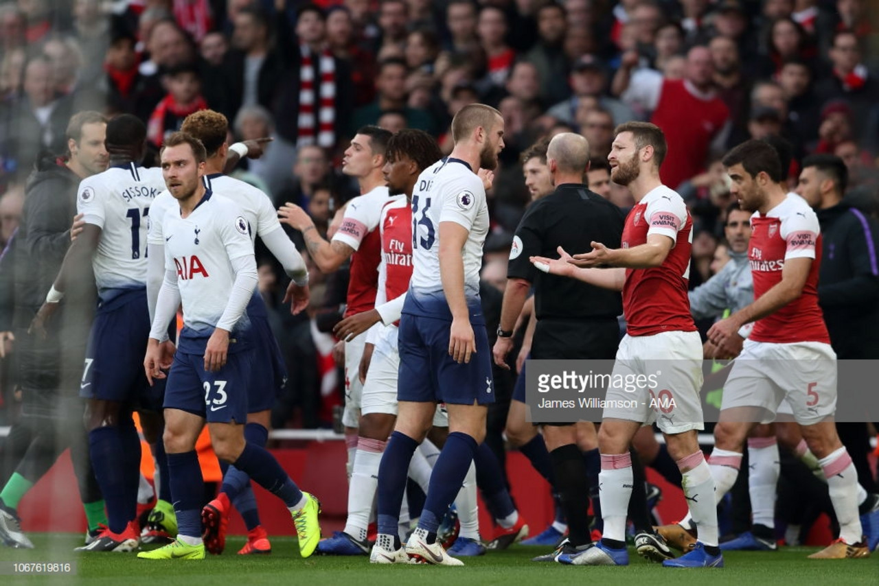 Arsenal vs Tottenham Hotspur Preview: Spurs looking for derby day revenge to progress to semi-finals