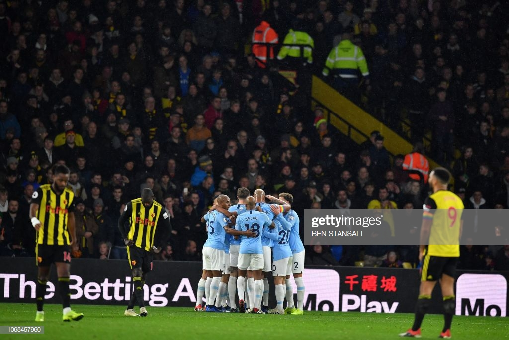 Manchester City vs Watford: Can Hornets stun leaders City?