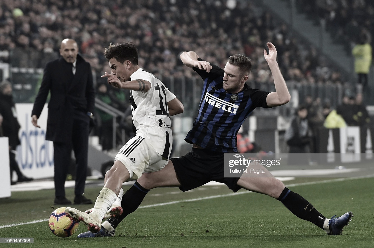 Un derbi de enorme historia y mucha importancia para Inter