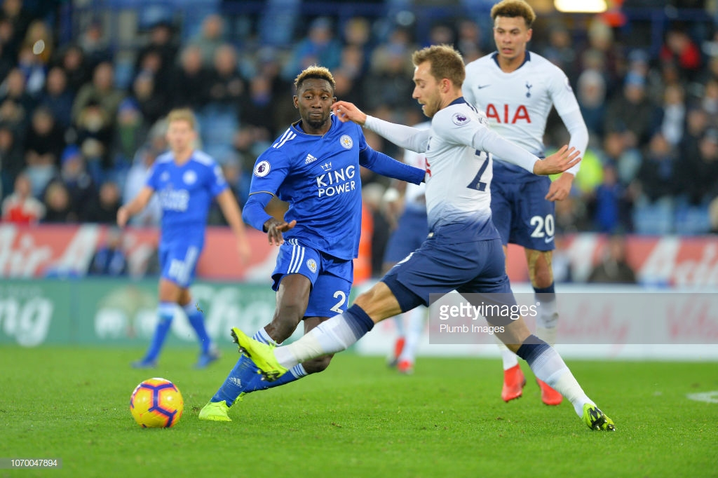 Tottenham Vs Leicester: As It Happened: Tottenham Hotspur 3-1 Leicester City