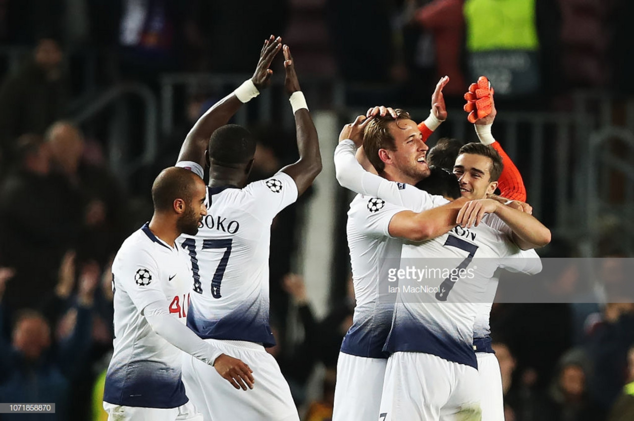 Tottenham Hotspur vs Burnley Preview: Spurs look to push on from their midweek miracle at the Nou Camp