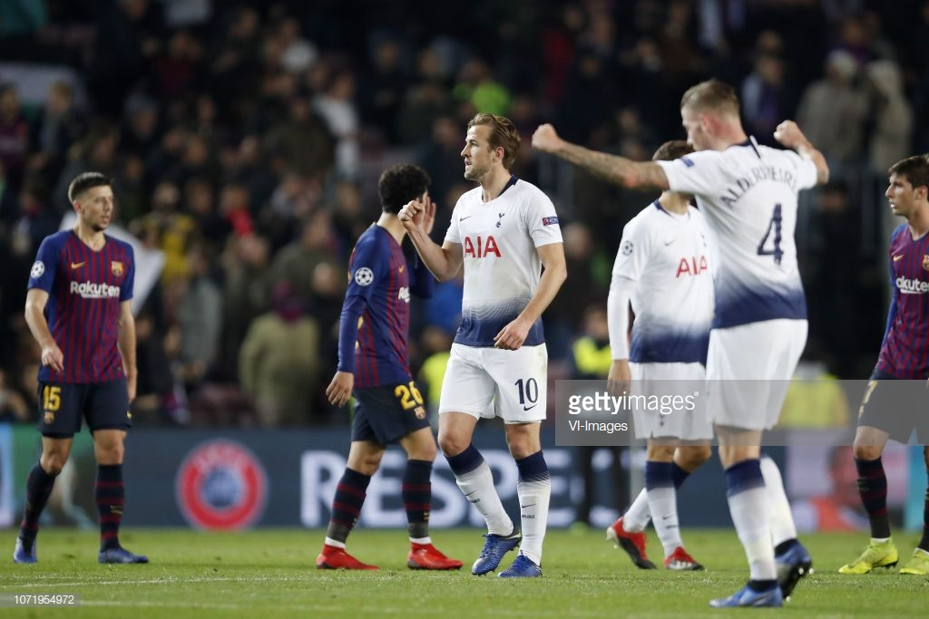 The Warm Down: Moura saves Spurs' Champions League dreams at the Nou Camp